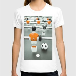 Table Football 02B - Defender - Orange (everyday 30.01.2017) T-shirt