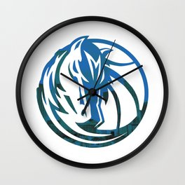 Hometown Pride | Dallas Mavericks  Wall Clock