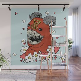 Lovey Devil Wall Mural