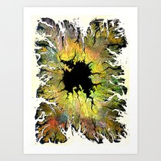 The Hole Art Print