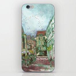 Parisia iPhone Skin