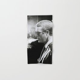Steve McQueen Hand & Bath Towel