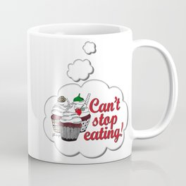 Can't Stop Coffee Mug