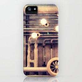LYING UP iPhone Case