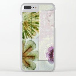 Essive Truth Flowers  ID:16165-132545-22351 Clear iPhone Case