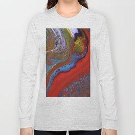 Fluid Acrylic X Long Sleeve T-shirt