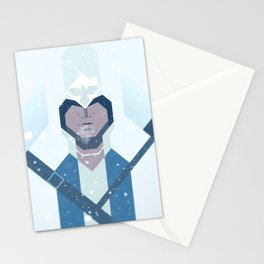 Connor / Assassins Creed Stationery Cards