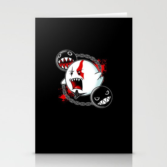 Ghost of Sparta Stationery Cards