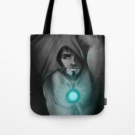 GREY TONY Tote Bag