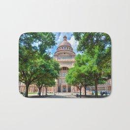 Texas State Capital Bath Mat