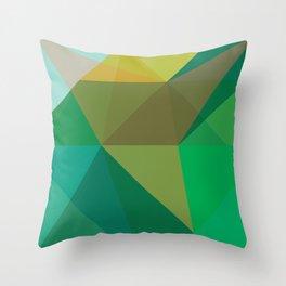 Minimal/Maximal 5 Throw Pillow
