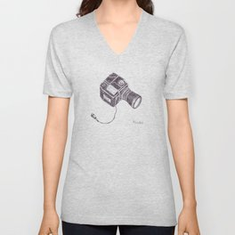 The Hasselblad Unisex V-Neck