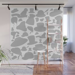 Cap a background Wall Mural