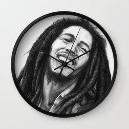 Marley ballpoint pen Wall Clock
