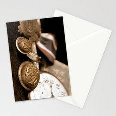 Memories from a Union soldier veterian Stationery Cards