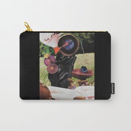 Mushroom Sauteing in the Sunshine Carry-All Pouch