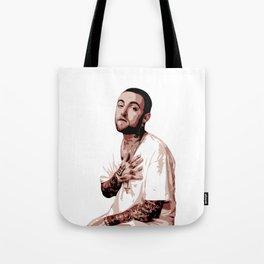 Mac Miller Tribute Tote Bag
