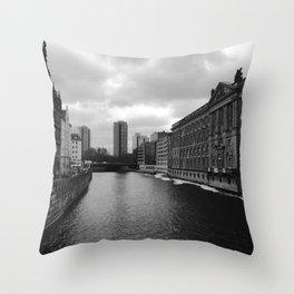 Berlin #2 Throw Pillow