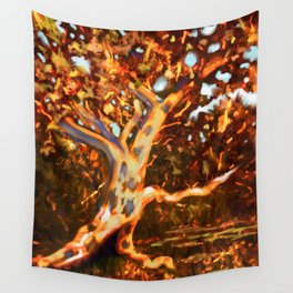 Fall Sycamore Wall Tapestry