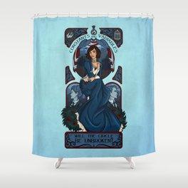 Infinite Nouveau Shower Curtain