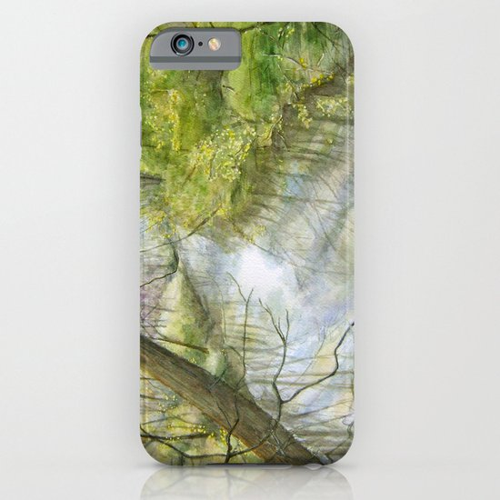 Root River at Racine iPhone & iPod Case