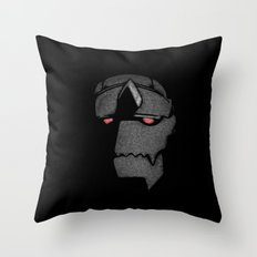 Big Metal Throw Pillow