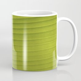 Banana Leaf II Coffee Mug