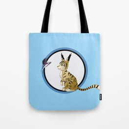 Poko & Yuki - Feral  Tote Bag