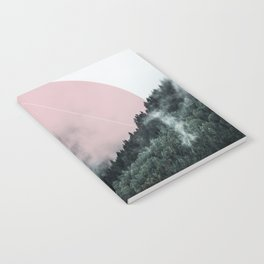 Foggy Woods 2 Notebook
