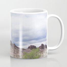 Desert Mountain California Coffee Mug