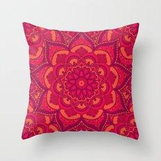 Mandala 29 Throw Pillow