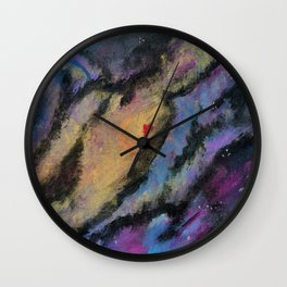 Dissolution Wall Clock