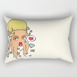 Octopussy Rectangular Pillow