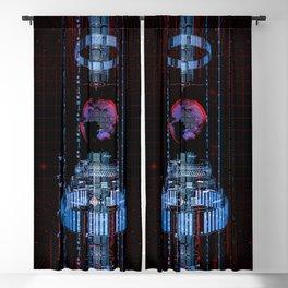 Virtual Data Earth Blackout Curtain