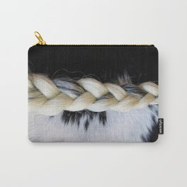 Equine Braid Carry-All Pouch