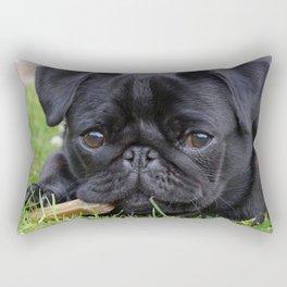 Pug20160102 Rectangular Pillow