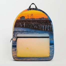 San Clemente Pier California United States Ultra HD Backpack