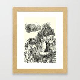 Argonauts Framed Art Print