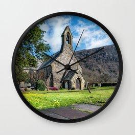 Beddgelert Church Wall Clock