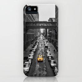 Iconic New York Cab iPhone Case