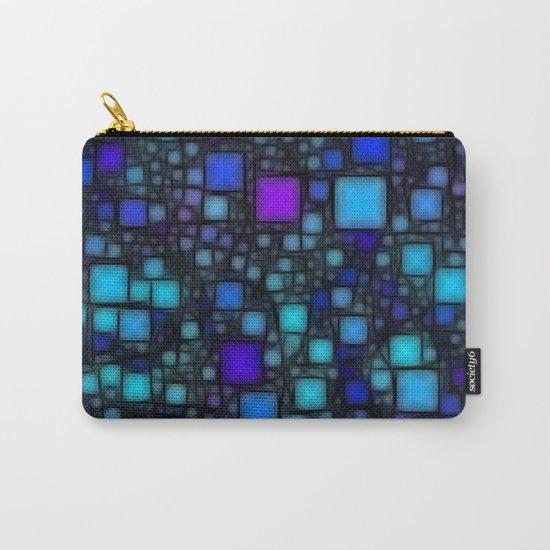 Post It Blue Glow Carry-All Pouch