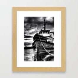 Sea Ranger Framed Art Print