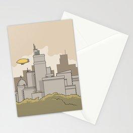 City #2 Stationery Cards
