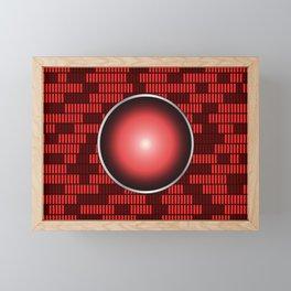 HALs Memories Framed Mini Art Print