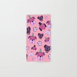 Pupper Party Hand & Bath Towel