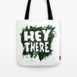 Hey There Spring Tote Bag