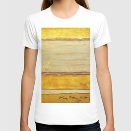 Colour Scheme For The Dining Room Of Aubrey House By James Mcneill Whistler | Reproduction T-shirt