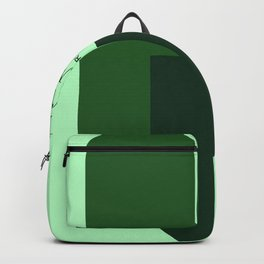 """Tory Burch Quote """"Trust Your Instincts"""" Backpack"""