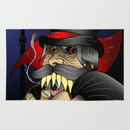 The Ripper Rug