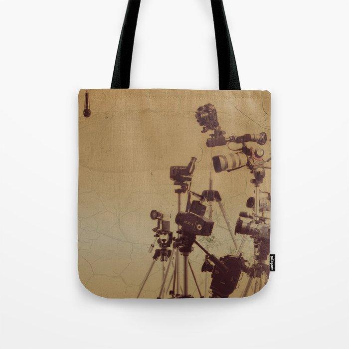 Hunchback Bam Tote Bag